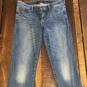 Lucky Brand size 6 ankle jean